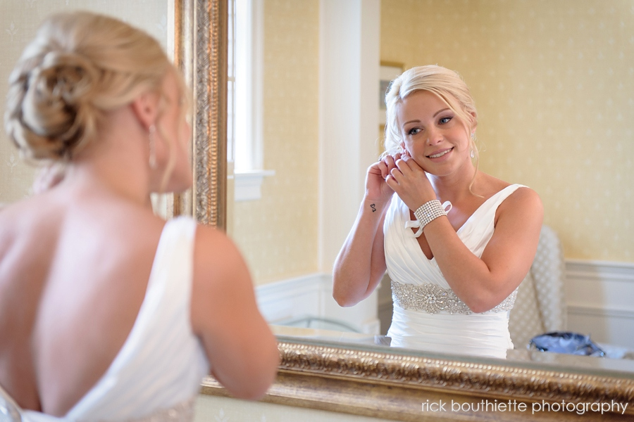 Opinion, bride getting ready what