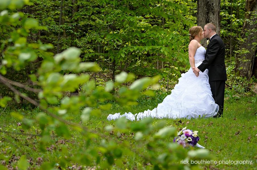Indian Head Resort Wedding Derek Katie