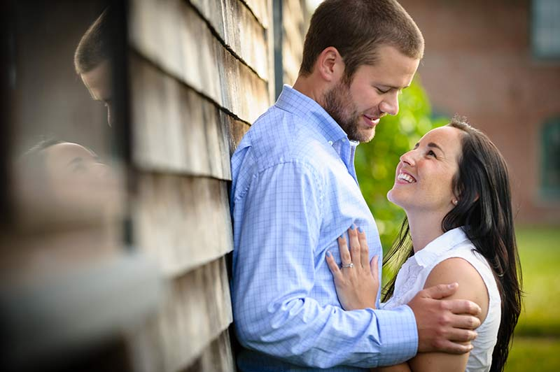 Seacoast Engagement Session :: Andrew + Niamh