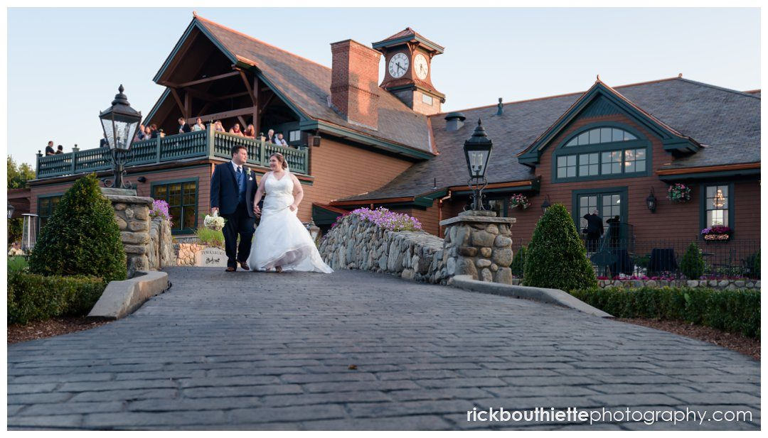 Wedding At The Tewksbury Country Club :: Andrew + Erin