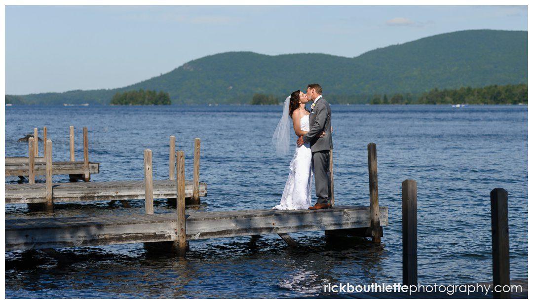 A Romantic Church Island Wedding :: Tricia & Frank