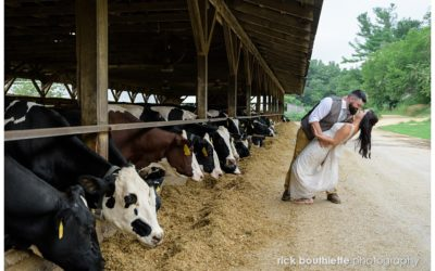 A Lovely New Hampshire Farm Wedding :: Tahlia & Kevin