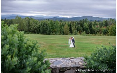 A Winter Wedding Tucked Away in the Mountains ::  Kevin & Brittany