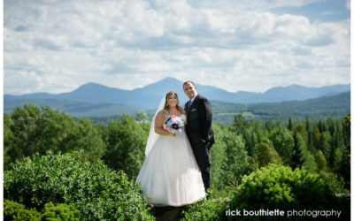 An Unforgettable New Hampshire Wedding :: Emily & Matt